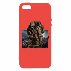 Чохол для iPhone 5 Stalker with a bow