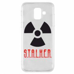Чехол для Samsung A6 2018 Stalker