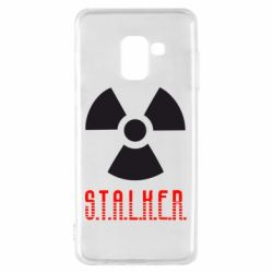 Чохол для Samsung A8 2018 Stalker
