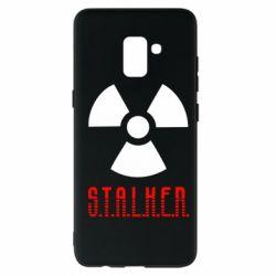 Чохол для Samsung A8+ 2018 Stalker
