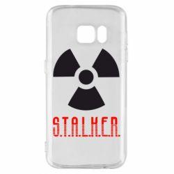 Чехол для Samsung S7 Stalker