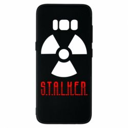 Чохол для Samsung S8 Stalker