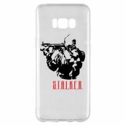 Чехол для Samsung S8+ Stalker - FatLine