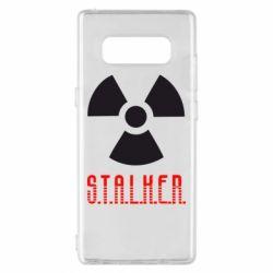Чехол для Samsung Note 8 Stalker