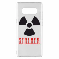 Чохол для Samsung Note 8 Stalker