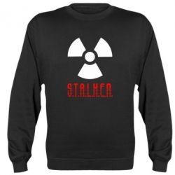 Реглан (свитшот) Stalker - FatLine