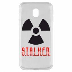 Чохол для Samsung J3 2017 Stalker