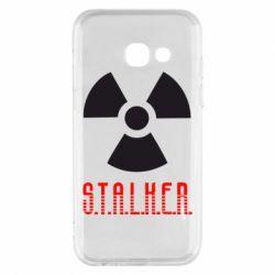 Чехол для Samsung A3 2017 Stalker