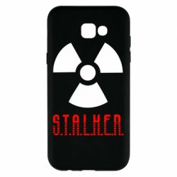 Чохол для Samsung A7 2017 Stalker