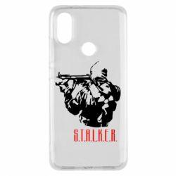 Чехол для Xiaomi Mi A2 Stalker - FatLine