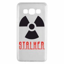 Чехол для Samsung A3 2015 Stalker