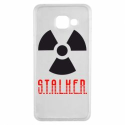 Чохол для Samsung A3 2016 Stalker