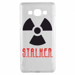 Чохол для Samsung A5 2015 Stalker