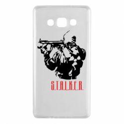 Чехол для Samsung A7 2015 Stalker - FatLine