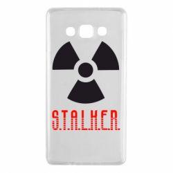 Чехол для Samsung A7 2015 Stalker