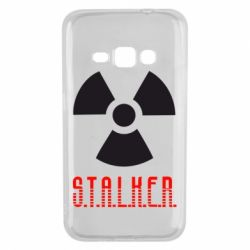 Чехол для Samsung J1 2016 Stalker