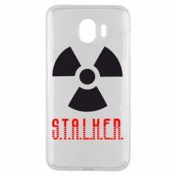 Чохол для Samsung J4 Stalker