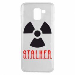 Чохол для Samsung J6 Stalker