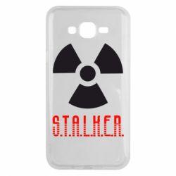 Чохол для Samsung J7 2015 Stalker