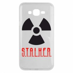 Чехол для Samsung J7 2015 Stalker