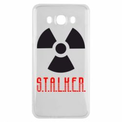 Чехол для Samsung J7 2016 Stalker