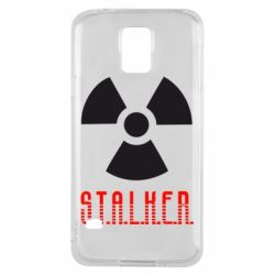 Чехол для Samsung S5 Stalker