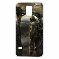 Чехол для Samsung S5 STALKER - FatLine