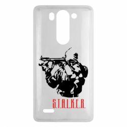 Чехол для LG G3 mini/G3s Stalker - FatLine