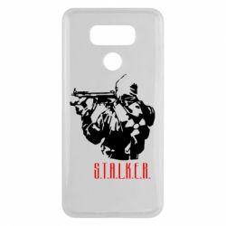 Чехол для LG G6 Stalker - FatLine