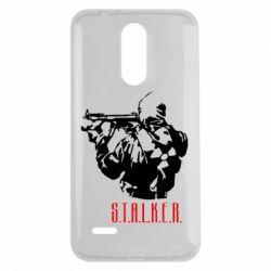 Чехол для LG K7 2017 Stalker - FatLine