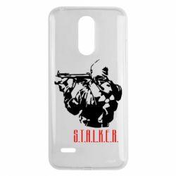 Чехол для LG K8 2017 Stalker - FatLine