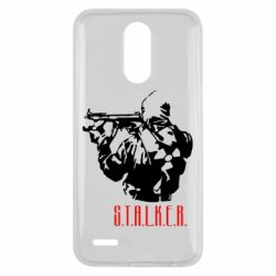 Чехол для LG K10 2017 Stalker - FatLine