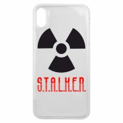 Чехол для iPhone Xs Max Stalker