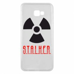 Чехол для Samsung J4 Plus 2018 Stalker