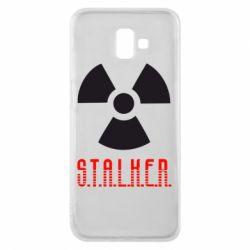 Чохол для Samsung J6 Plus 2018 Stalker