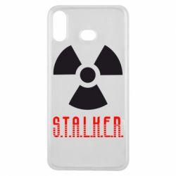 Чехол для Samsung A6s Stalker