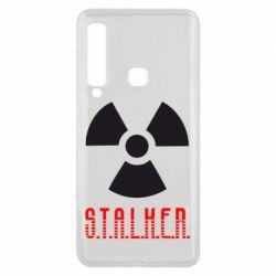 Чехол для Samsung A9 2018 Stalker