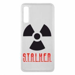 Чехол для Samsung A7 2018 Stalker