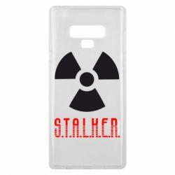 Чехол для Samsung Note 9 Stalker
