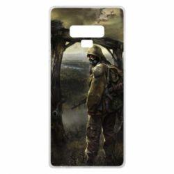 Чехол для Samsung Note 9 STALKER - FatLine