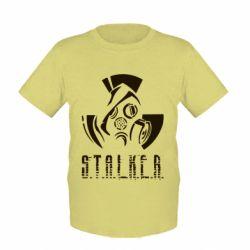 Купить Детская футболка Сталкер, FatLine