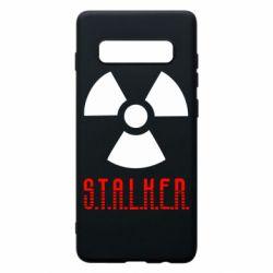 Чехол для Samsung S10+ Stalker