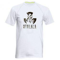 Купить Мужская спортивная футболка Сталкер, FatLine