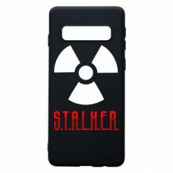 Чехол для Samsung S10 Stalker