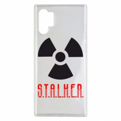 Чехол для Samsung Note 10 Plus Stalker