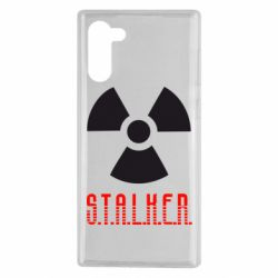 Чехол для Samsung Note 10 Stalker