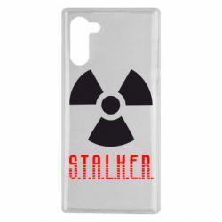 Чохол для Samsung Note 10 Stalker