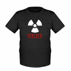 Детская футболка Stalker