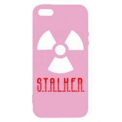 Чехол для iPhone5/5S/SE Stalker