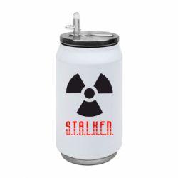 Термобанка 350ml Stalker
